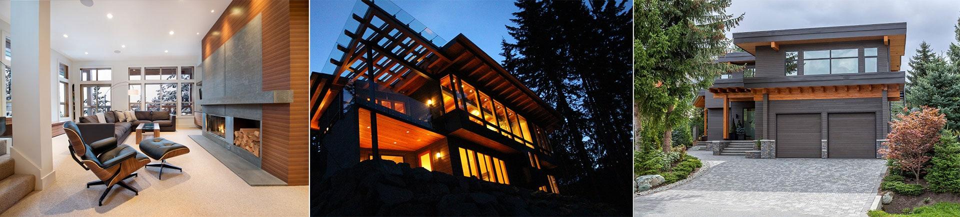 TM Builders Whistler Homes