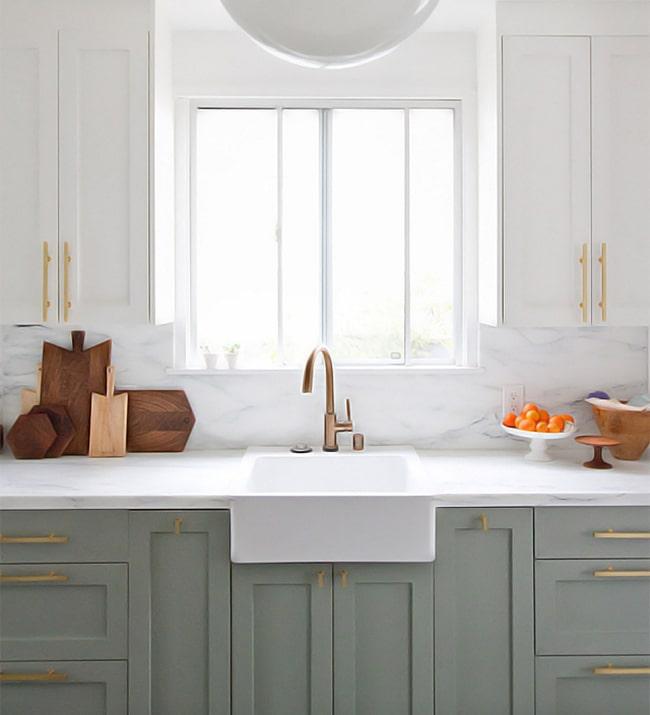 shaker style cabinets kitchen inspiration