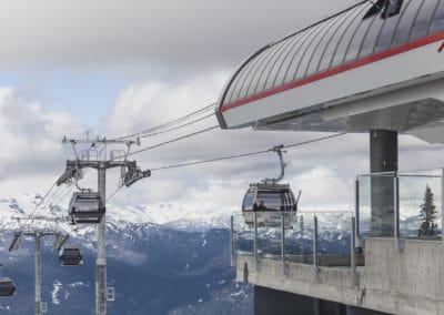 New Blackcomb Gondola